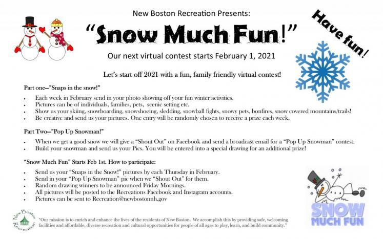 """Snow Much Fun!"""